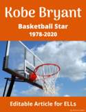 Kobe Bryant - Reading Passage