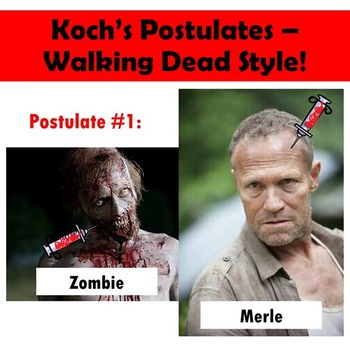 Koch's Postulates - Walking Dead Style!