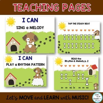 Favorite Fall Music Lessons by Sing Play Create