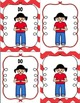 Kodaly Hand Signs Chevron Anchor Charts and Flash Cards