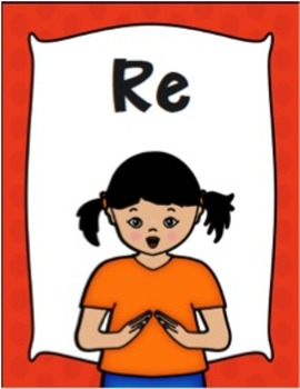 Kodaly Hand signs