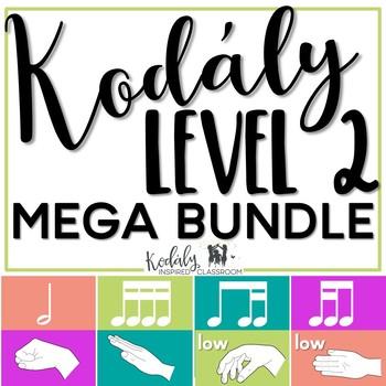Kodaly Level 2 Mega Bundle