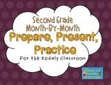Kodaly Prepare, Present, Practice - Second Grade