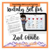 Kodály set for Teaching Second Grade Concepts {HUGE BUNDLE}