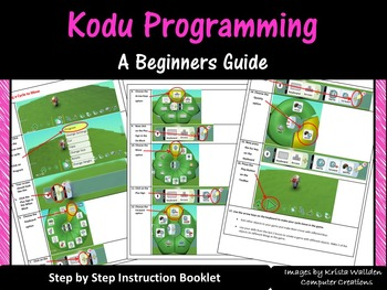 Kodu 3D Game Creation - Step by Step Guide (Basic Programming Coding)