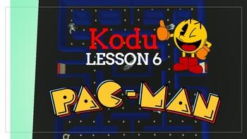 Kodu Unit of Work - Classic Arcade Games