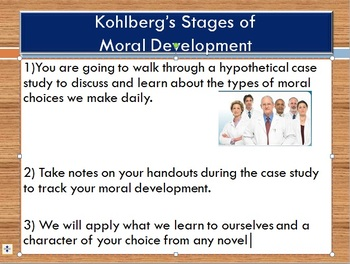 kohlberg 39 s six stages of moral development and literary analysis by mr muse. Black Bedroom Furniture Sets. Home Design Ideas