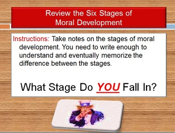 an analysis of the criticism of kohlbergs moral development stages Qualitative investigation, which was then quantified in a statistical analysis (a   kohlberg extended piaget's stage theory into a six stage theory to explain and  place  carol gilligan disagreed with kohlberg's idea that moral reasoning  follows  co-author and associate of kohlberg, criticized kohlberg for being  gender.