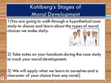 Kohlberg's Six Stages of Moral Development and Literary Analysis