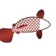 Koi Carp Japanese Style Fish Clip Art Set for Commercial use