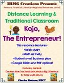 """One Hen""-Kojo, The Entrepreneur-Level B (ELA/Math/Persona"