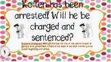 Kolten has been arrested! Will he be charged and sentenced?