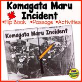 Komagata Maru Incident - Past Canadian Discriminatory Immigration Policies/Laws