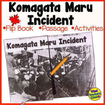 Komagata Maru Incident - Past Canadian Discriminatory Immi