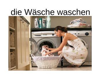 Komm Mit! German Level 2 Chapter 2-1 vocabulary picture presentation