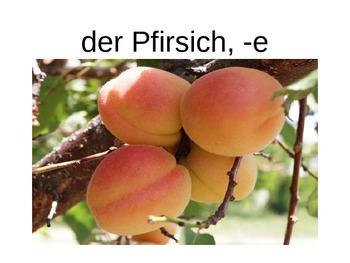 Komm Mit! German Level 2 Chapter 2-2 vocabulary picture presentation