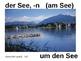 Komm Mit! German Level 2 Chapter 3-2 vocabulary picture presentation