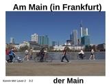 Komm Mit! German Level 2 Chapter 3-2 vocabulary picture pr