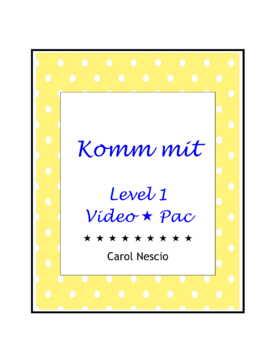 Komm mit Level 1  Video * Pac
