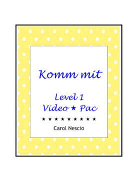 Komm mit Level 1  Video * Pac