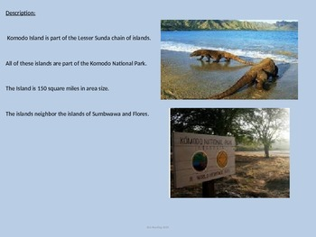 Komodo Island - Power Point - Facts History Information Pictures