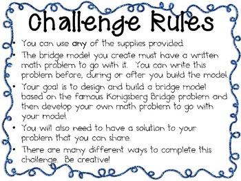 Konigsberg Bridge Problem & L. Euler ~ STEM Engineering Challenge