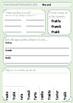 Konsonantforbindelser: Øvingsark med fr-ord