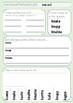 Konsonantforbindelser: Øvingsark med kn-ord.