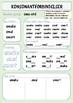 Konsonantforbindelser: Øvingsark med sm-ord
