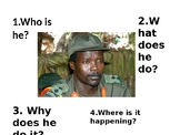 Kony 2012- Geography of Crime