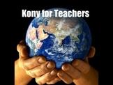 Kony for Teachers