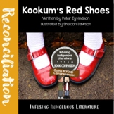 Kookum's Red Shoes - A Residential School Unit