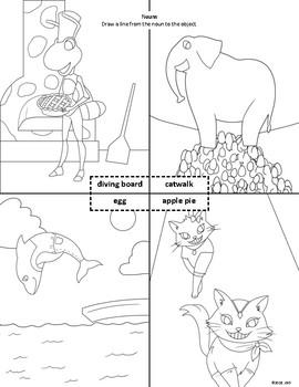 Kooky Animal Nouns