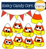 Kooky Candy Corn Clip Art