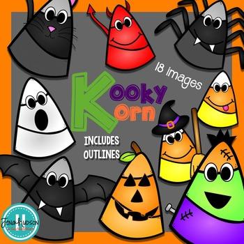 Kooky Korn Clipart