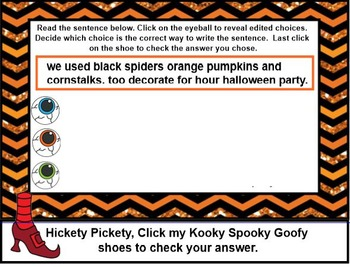 Kooky Spooky EDITING