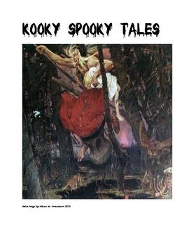 Kooky Spooky Tales