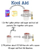 Kool Aid {Cooking In The Classroom}
