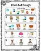 Kool-Aid Dough Visual Recipe {FREEBIE}