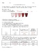 Kool-Aid Solubility Lab