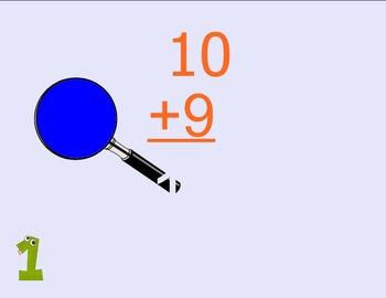 Koosh Ball Addition Game