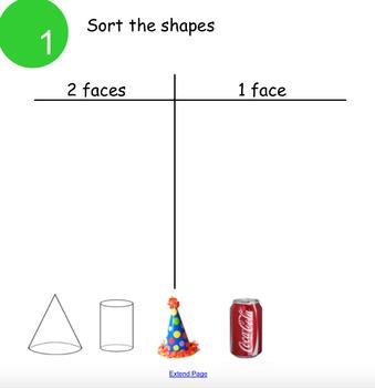 Koosh Ball Game - Math: Geometry