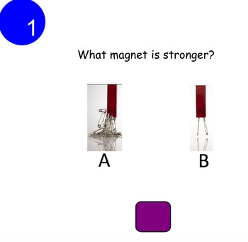 Koosh Ball Game - Science: Magnets