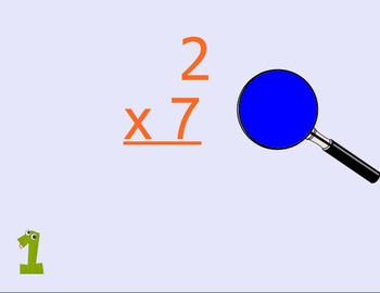 Koosh Ball Multiplication Facts Game (2's and 3's)