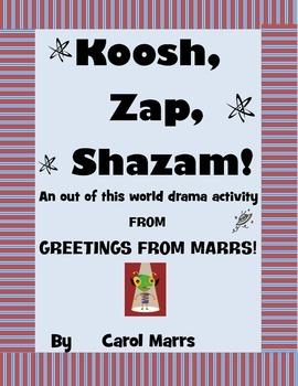 Drama Games-Koosh, Zap, Shazam