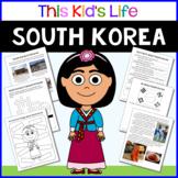South Korea Country Study