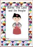 Korea: The Land and Its People workbook