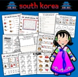 Korea Activity Set