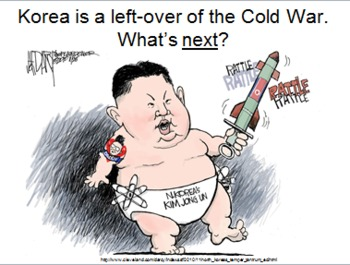 Korea and the Cold War PowerPoint