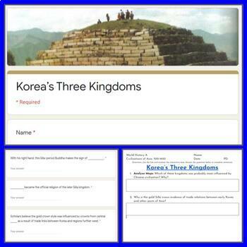 Korea's Three Kingdoms